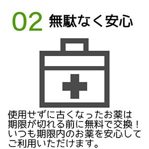 コメヤ薬局の配置薬(社長のくすり箱)
